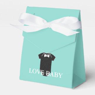 Petites boîtes de partie de baby shower d'homme de boites faveurs de mariage