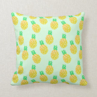 Petits ananas - coussin