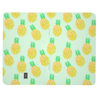 Petits ananas - journal de poche