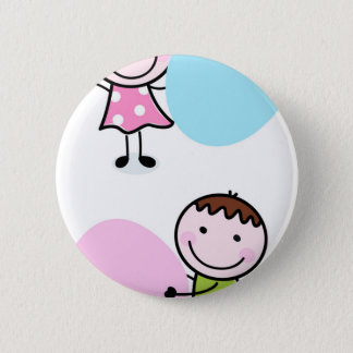 Petits enfants merveilleux/T-shirts créatifs Badges