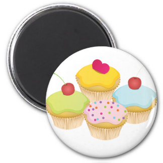 Magnets Cupcakes