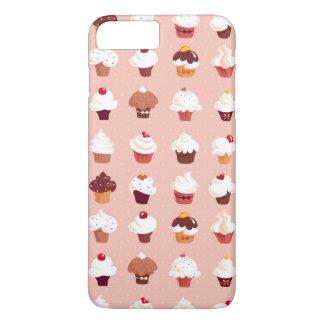 Petits gâteaux coque iPhone 7 plus