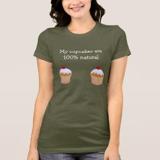 Petits gâteaux drôles : 100% naturel t-shirt