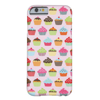 Petits gâteaux mignons coque barely there iPhone 6