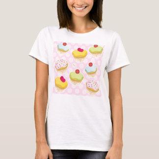 Petits gâteaux personnalisés t-shirt