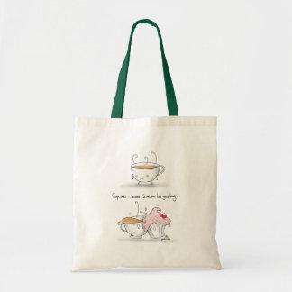 Petits gâteaux… puisque parfois le thé se sent seu sac