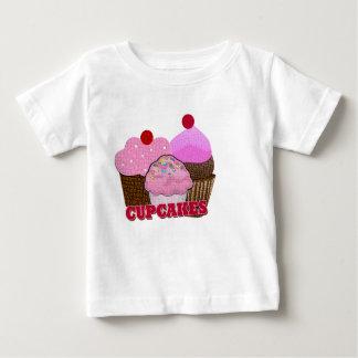 petits gâteaux t-shirt pour bébé