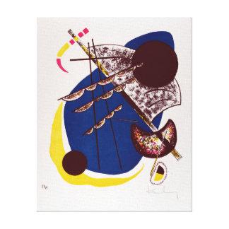 Petits mondes de Vasily Kandinsky II Toile