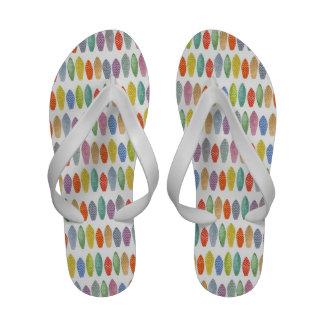 petits surboards flip flops
