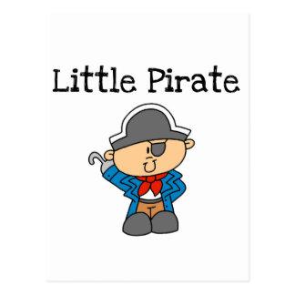 Petits T-shirts et cadeaux de pirate Cartes Postales