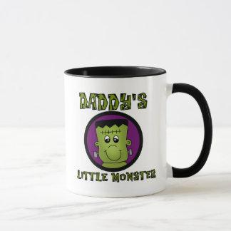 Petits T-shirts et cadeaux du monstre du papa Tasses