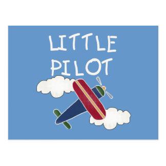 Petits T-shirts et cadeaux pilotes Carte Postale