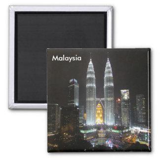 Petronas domine la Malaisie Magnet Carré