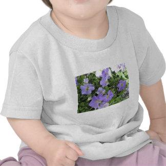 Pétunias pourpres t-shirt