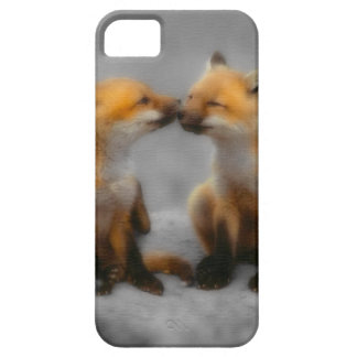 Peu d'amour de Fox Coque Case-Mate iPhone 5
