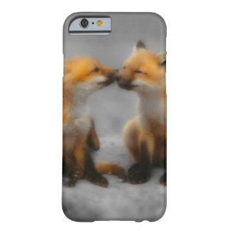 Peu d'amour de Fox Coque iPhone 6 Barely There