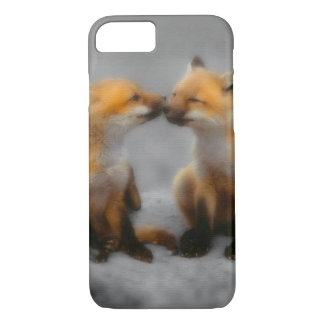 Peu d'amour de Fox Coque iPhone 7