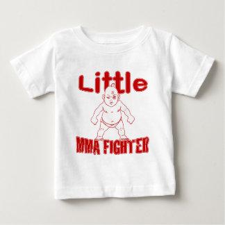 Peu de bébé d'arts martiaux de combattant de MIXED T-shirt Pour Bébé