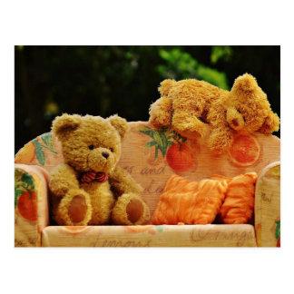 Peu de carte d'ours