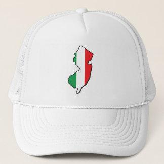 Peu de casquette de l'Italie