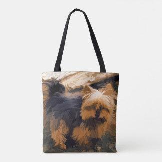 Peu de chien   de Yorkie - de Yorkshire Terrier Sac