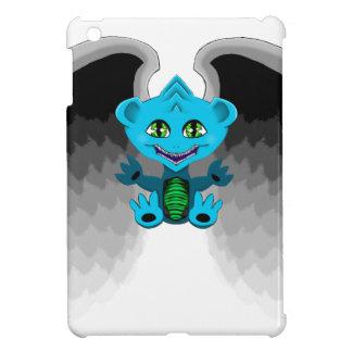 Peu de dragon avec des ailes coque iPad mini