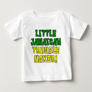 Peu de fabricant de problème jamaïcain t-shirt pour bébé