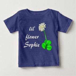 Peu de fleur par Happy Juul Company T-shirt Pour Bébé