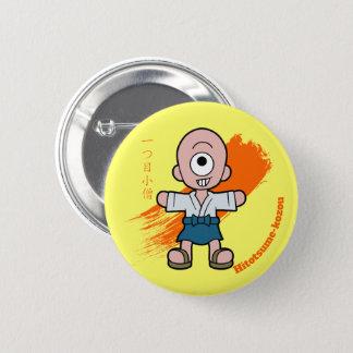 Peu de Hitotsume-kozo Yokai Badges