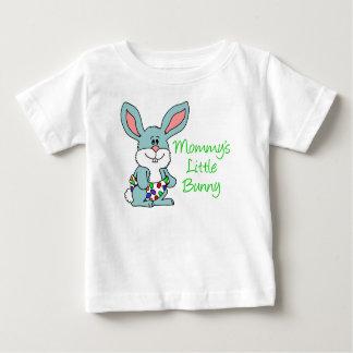 Peu de lapin de la maman t-shirt pour bébé