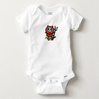 Peu de Luchador Diablo - bébé T-shirts