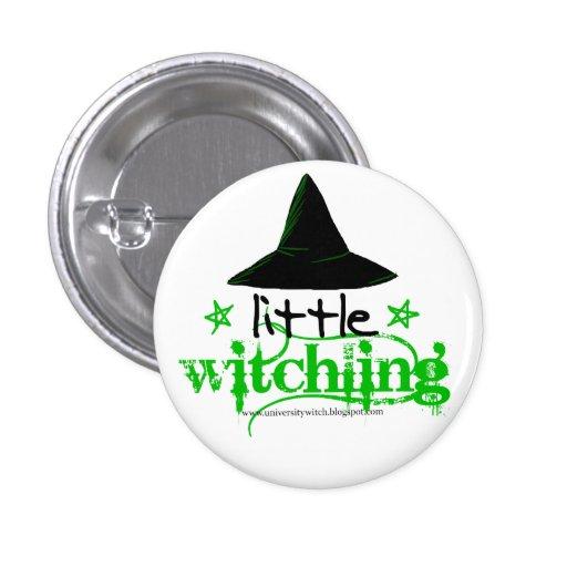 Peu de Pin de Witchling Badge