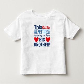 Peu de T-shirt de faire-part de grossesse d'idole