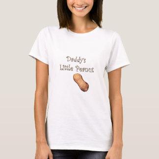 Peu de T-shirt de l'arachide du papa