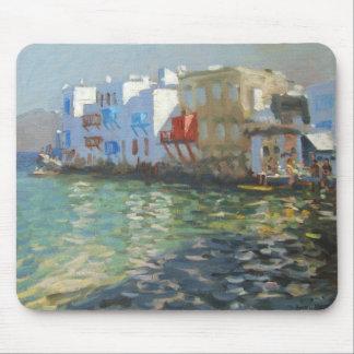 Peu de Venise Mykonos Tapis De Souris