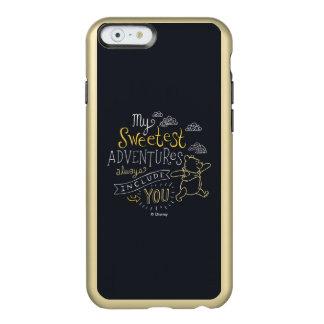 Peuh | mes aventures plus douces coque iPhone 6 incipio feather® shine