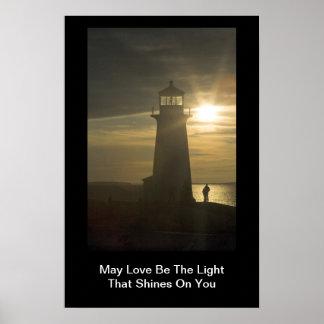 Peut aimer soit le léger…. II copie Posters