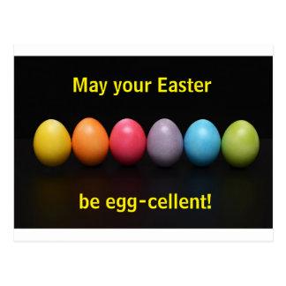 Peut votre Pâques être carte postale