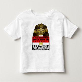 Pharaon Fawkes T-shirts