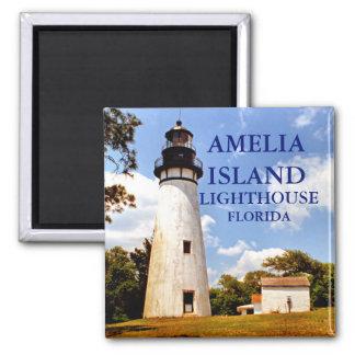 Phare d'Amelia Island, aimant de la Floride