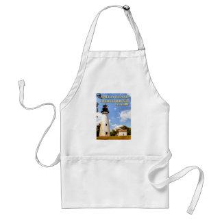 Phare d'Amelia Island, tablier de cuisine de la