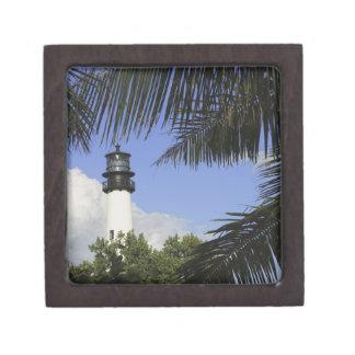 Phare de la Floride de cap de Bill Baggs, Bill Bag Boîtes À Bijoux De Première Qualité
