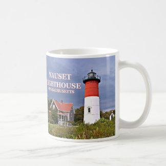 Phare de Nauset, Cape Cod, tasse du Massachusetts