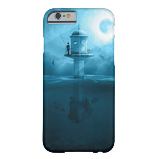 Phare de pêche d'imaginaire coque iPhone 6 barely there