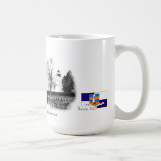 Phare de point d'accord, Le Havre de Grace, le Mug