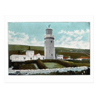 Phare de St Catherine, île du Wight 1905 Cartes Postales