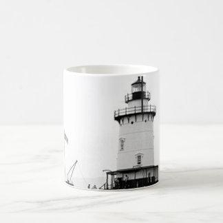 Phare de Tarrytown Mug Blanc
