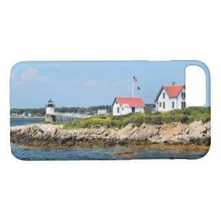Phare d'île de RAM, coque iphone du Maine