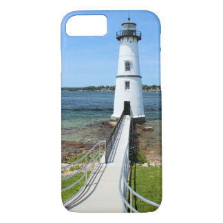 Phare d'île de roche, coque iphone de New York
