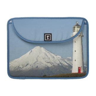 Phare et Mt Taranaki/Mt d'Egmont de cap Poche Pour Macbook